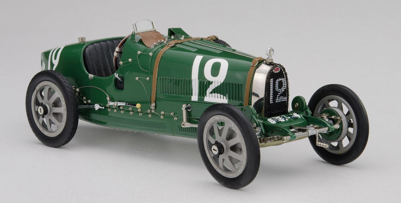 M-100 B-002 Bugatti T35 England