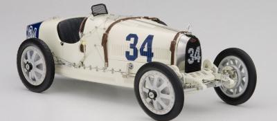 M-100 B-006 Bugatti T35 USA