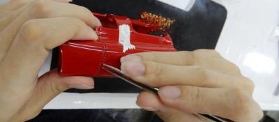 M-180 Ferrari D50 Production images