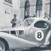 "CMC Talbot-Lago Coupé Typ 150 C-SS Figoni & Falaschi ""Teardrop"", Racing Version 24H France 1939"
