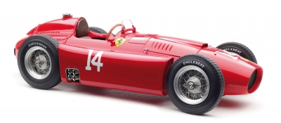 M-182 Ferrari D50, 1956 GP France #14 Collins