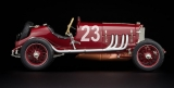 M-203 Mercedes-Benz Targa Florio -with external gasoline line-, 1924, red #23