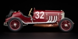 M-203 Mercedes-Benz Targa Florio -with external gasoline line-, 1924, red #32