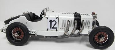 M-188  Mercedes-Benz SSKL, 1931 GP Germany #12