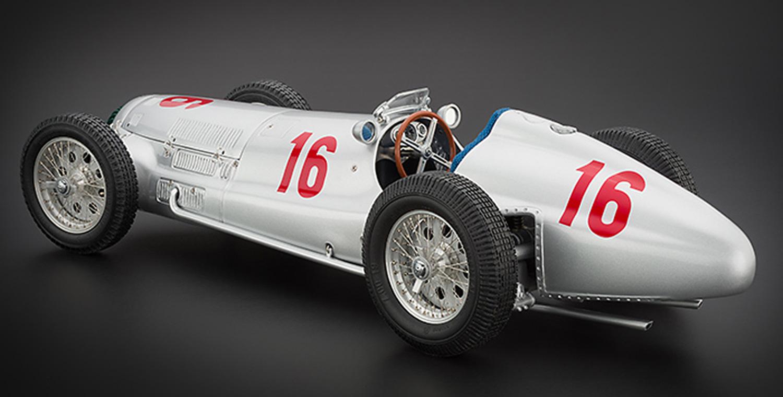 CMC Mercedes-Benz W154 GP Germany #16 1938