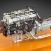 M-133 Aston Martin DB4 GT 1961 Engine