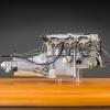 M-133 Aston Martin DB4 GT 1961 Engine