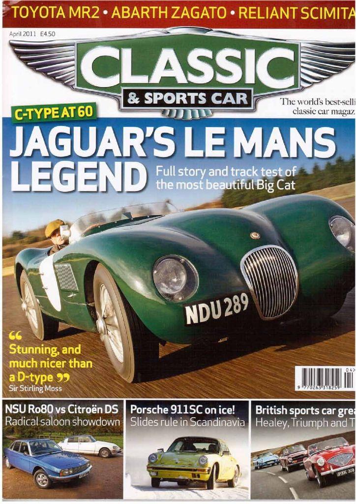 thumbnail of ClassicSportscar