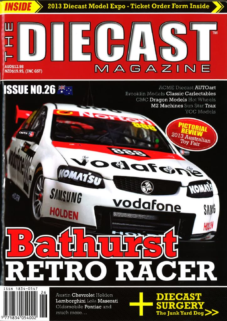 thumbnail of DiecastMagazineM-105