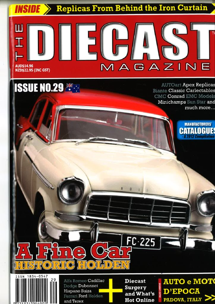 thumbnail of M-095_M-096_DieCast_Magazine_Ferrari_312P