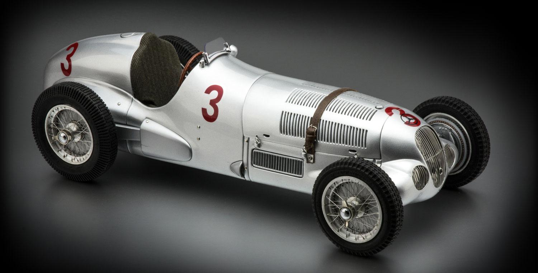 #1 1937 GP Donington Ltd Ed of 1000 by CMC  M-113 Mercedes-Benz W125