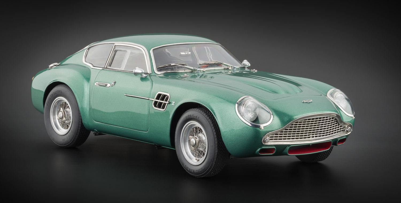 Cmc Aston Martin Db4 Gt Zagato 1961 Currently Not Available Cmc Modelcars