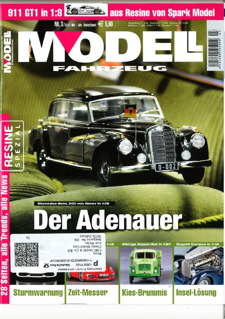 thumbnail of Modlel_Fahrzeug_Bugatti_Corsica