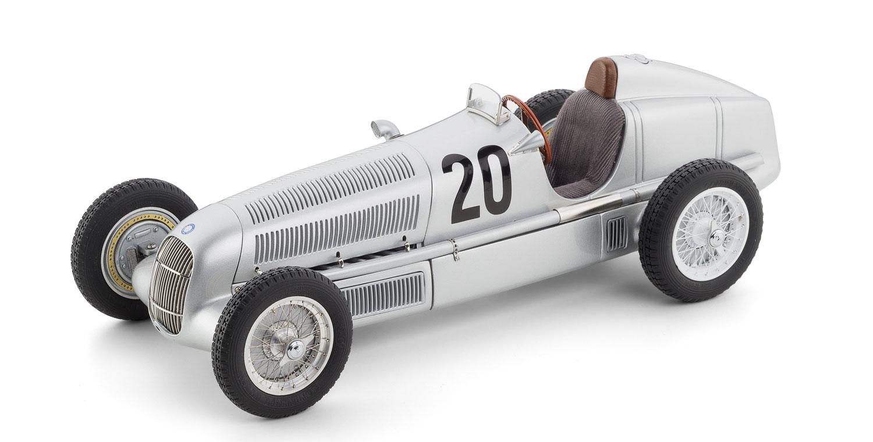 Cmc Mercedes Benz W25 20 Eifel Race 1934 Cmc Modelcars