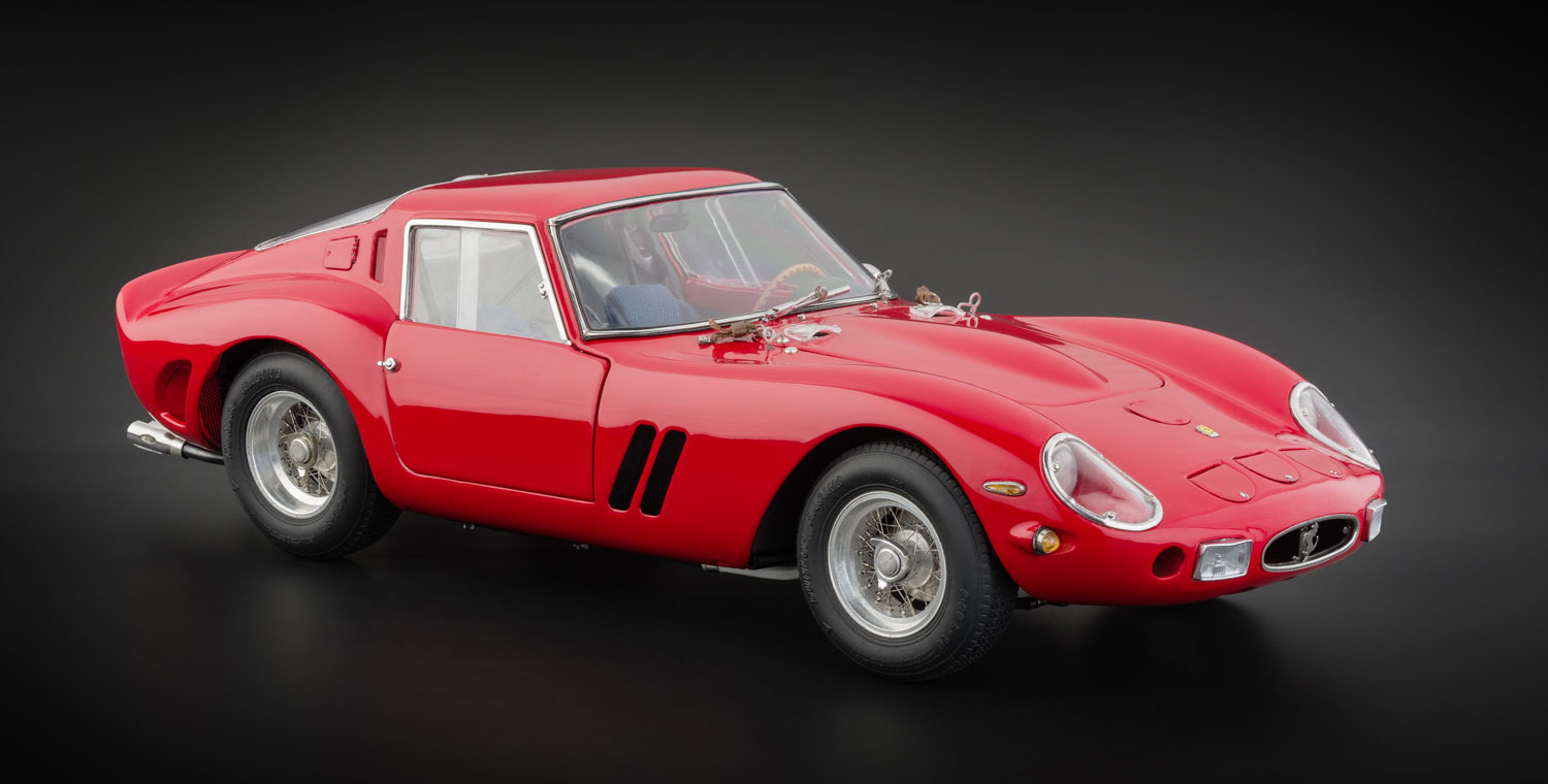 Cmc Ferrari 250 Gto 1962 Red Currently Not Available Cmc Modelcars