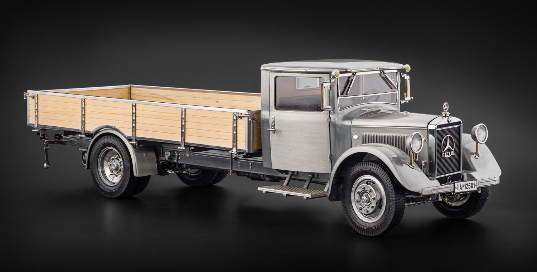 Cmc Mercedes Benz Lo 2750 Truck Clear Finish Version 1933 1936 Cmc Gmbh Co Kg