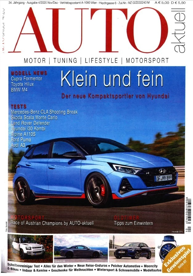Auto Aktuell Issue 4 2020