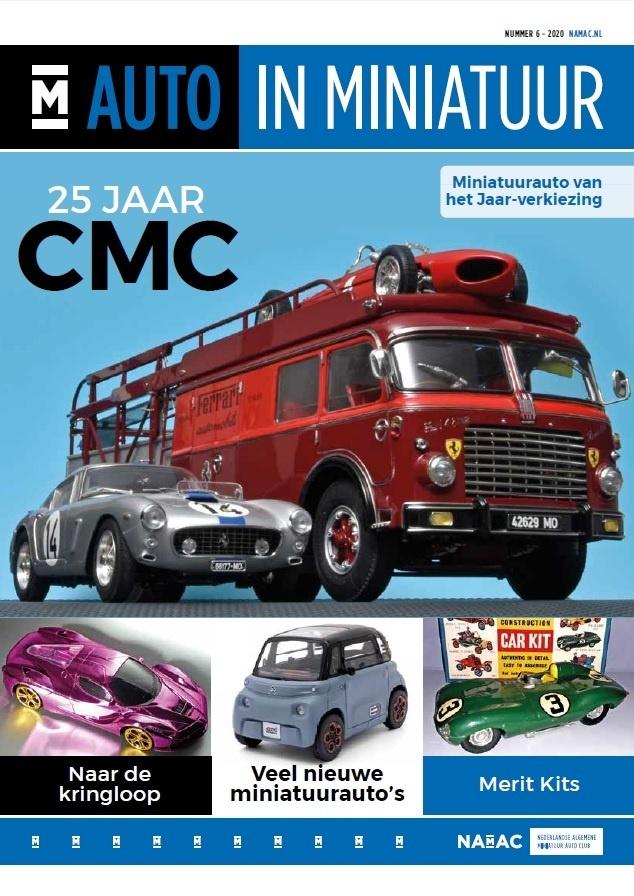 Cmc 25 Auto In Miniatuur