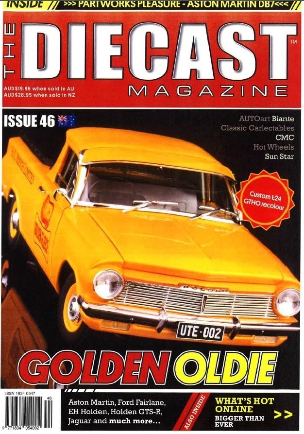 M 191 The Diecast Magazine Issue 46