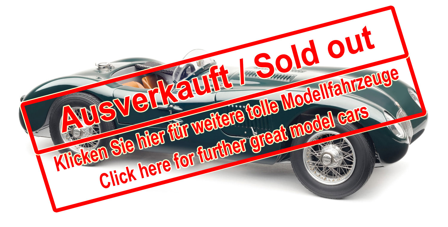 M 191 Jaguarc Type Hero Sold Out